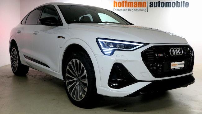 suv Audi e-tron 50 Sportback S Line quattro