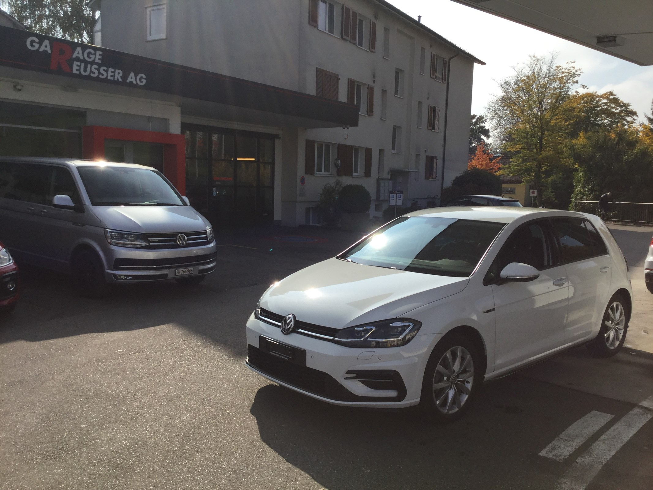 saloon VW Golf 1.5 TSI EVO R-Line Highline DSG