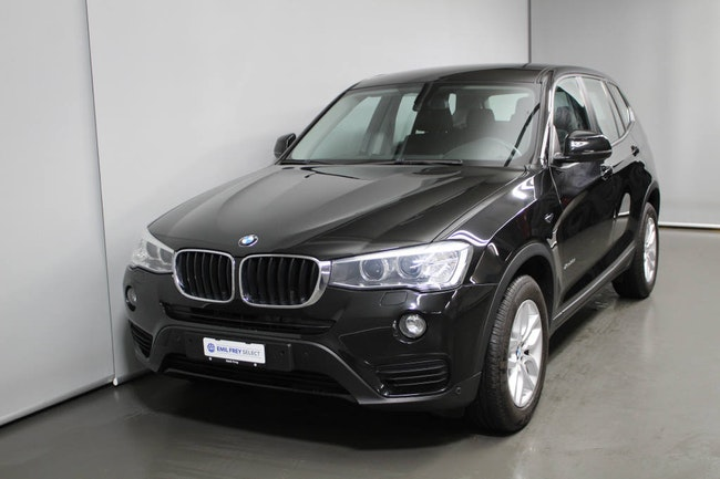 suv BMW X3 20i xDrive