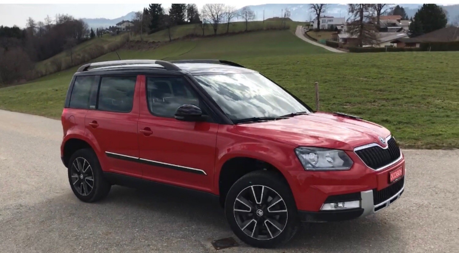 Buy Suv Skoda Yeti 2 0 Tdi Adventure 65000 Km At 17400 Chf On Carforyou Ch