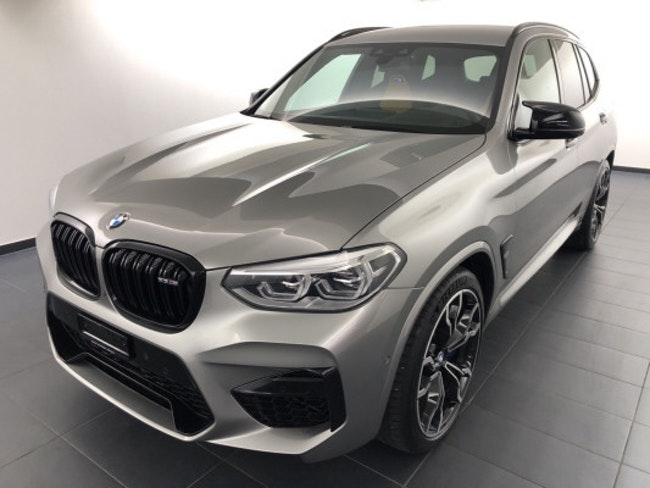 suv BMW X3 xDrive M Competition