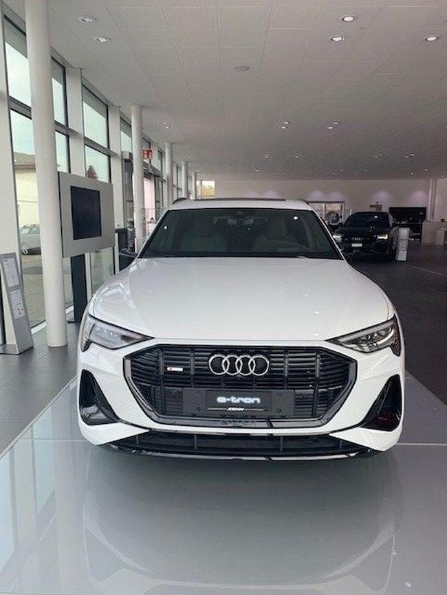 suv Audi e-tron 55 Sportback S Line quattro