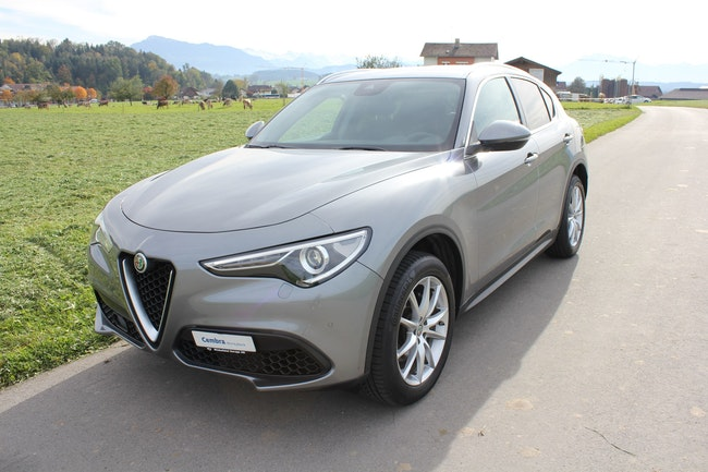 suv Alfa Romeo Stelvio 2.0 Executive Q4 Automatic