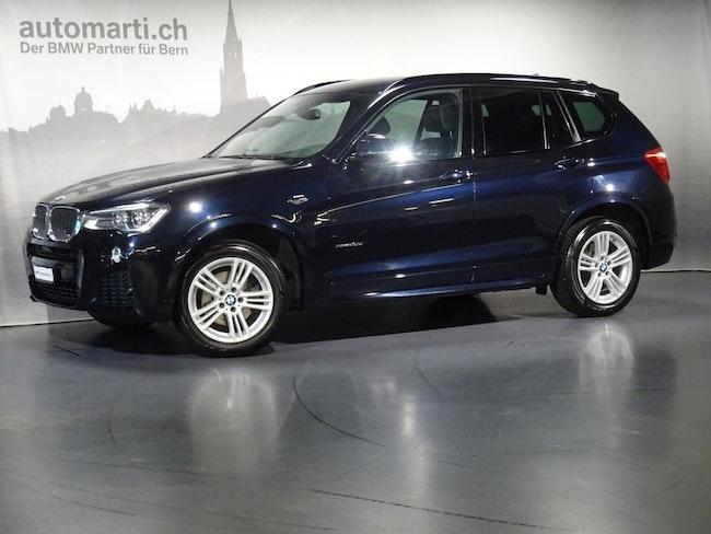 suv BMW X3 xDrive 20d M Sport