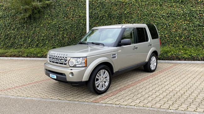 suv Land Rover Discovery 3.0 TDV6 SE Automatic