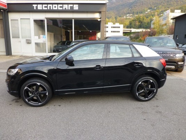 suv Audi Q2 1.4 TFSI sport