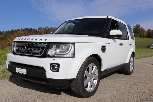 suv Land Rover Discovery 3.0 TDV6 210 Newport