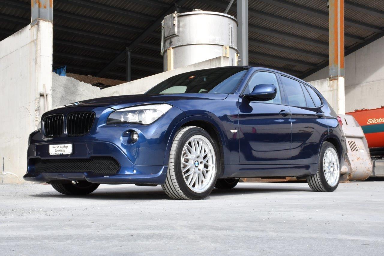 Suv Bmw X1 Xdrive 28i 170000 Km Für 12900 Chf Kaufen Auf Carforyou Ch