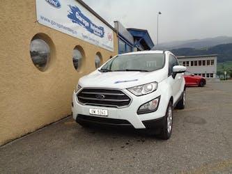 Ford EcoSport 1.5 TDCi Business 4x4 38'500 km CHF17'800 - kaufen auf carforyou.ch - 2