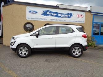 Ford EcoSport 1.5 TDCi Business 4x4 38'500 km CHF17'800 - kaufen auf carforyou.ch - 3