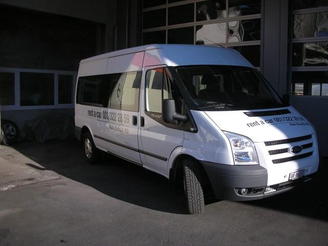bus Ford Transit 2.4 TDCi Bus M2 350L Trend 14Pl.