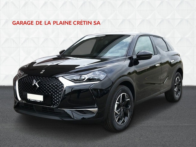 suv DS Automobiles DS3 DS 3 Crossback 1.2 PureTech SO Chic Automatic