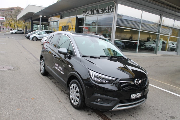 Opel Crossland X 1.2 T 130 Excellence S/S 28'900 km 21'900 CHF - kaufen auf carforyou.ch - 1