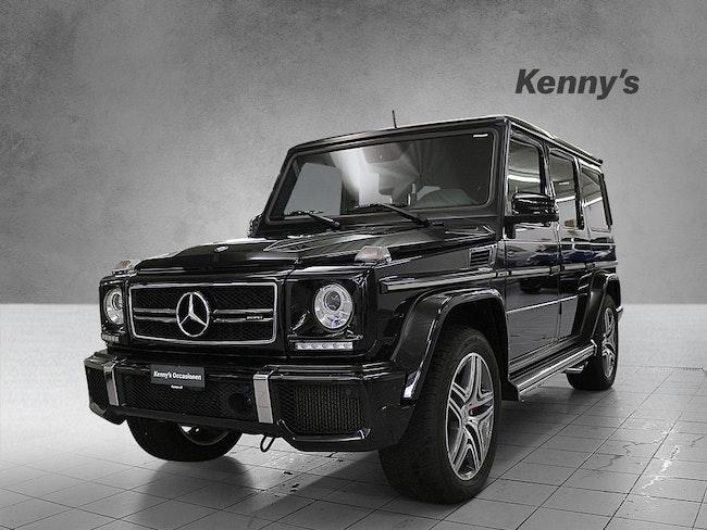 suv Mercedes-Benz G-Klasse G 63 AMG lang