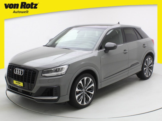 suv Audi SQ2 TFSI quattro