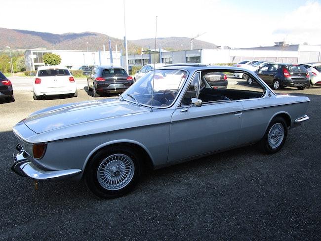 BMW 2000 CS C 75'200 km 42'500 CHF - acheter sur carforyou.ch - 1