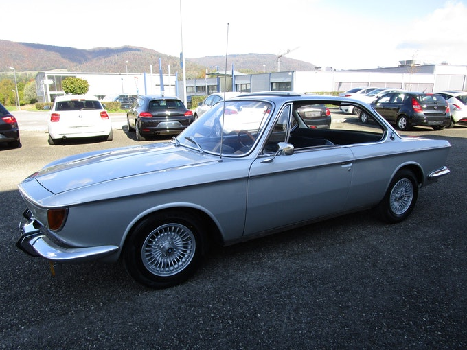 BMW 2000 CS C 75'200 km CHF42'500 - acheter sur carforyou.ch - 1