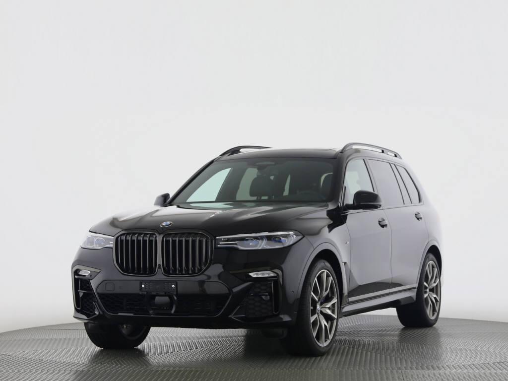 suv BMW X7 M50d
