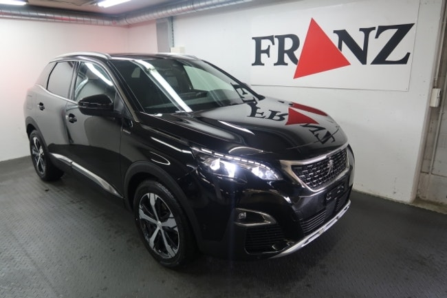 suv Peugeot 3008 1.6 THP GT Line
