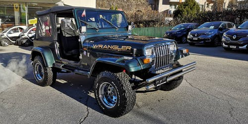 Jeep Wrangler 4.0 242'000 km CHF16'900 - buy on carforyou.ch - 3