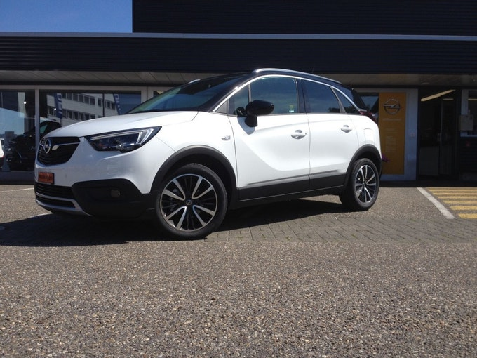 Opel Crossland X 1.2 T eTEC Excellence S/S 2'000 km 22'990 CHF - buy on carforyou.ch - 1