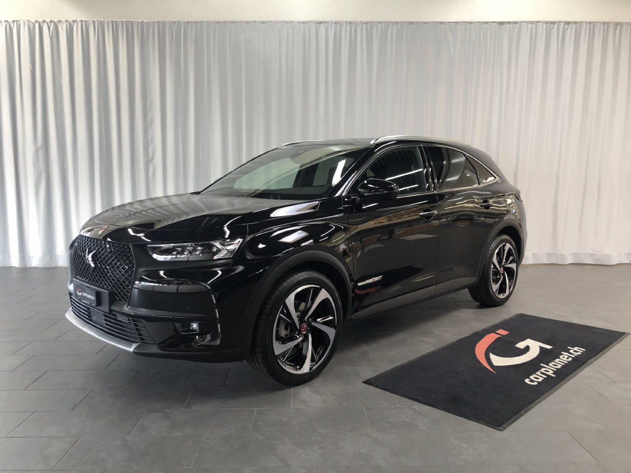 suv DS Automobiles DS7 Crossback 2.0 BHDi 180 Perform.-Line