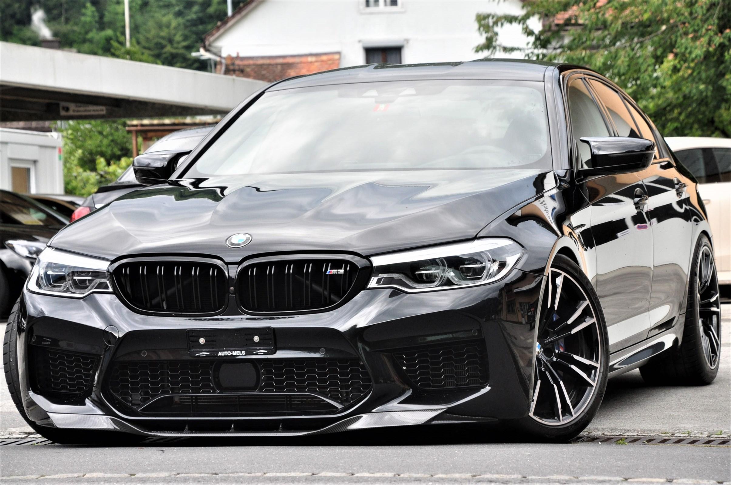 saloon BMW 5er M5 xDrive Drivelogic *CH-FZG*