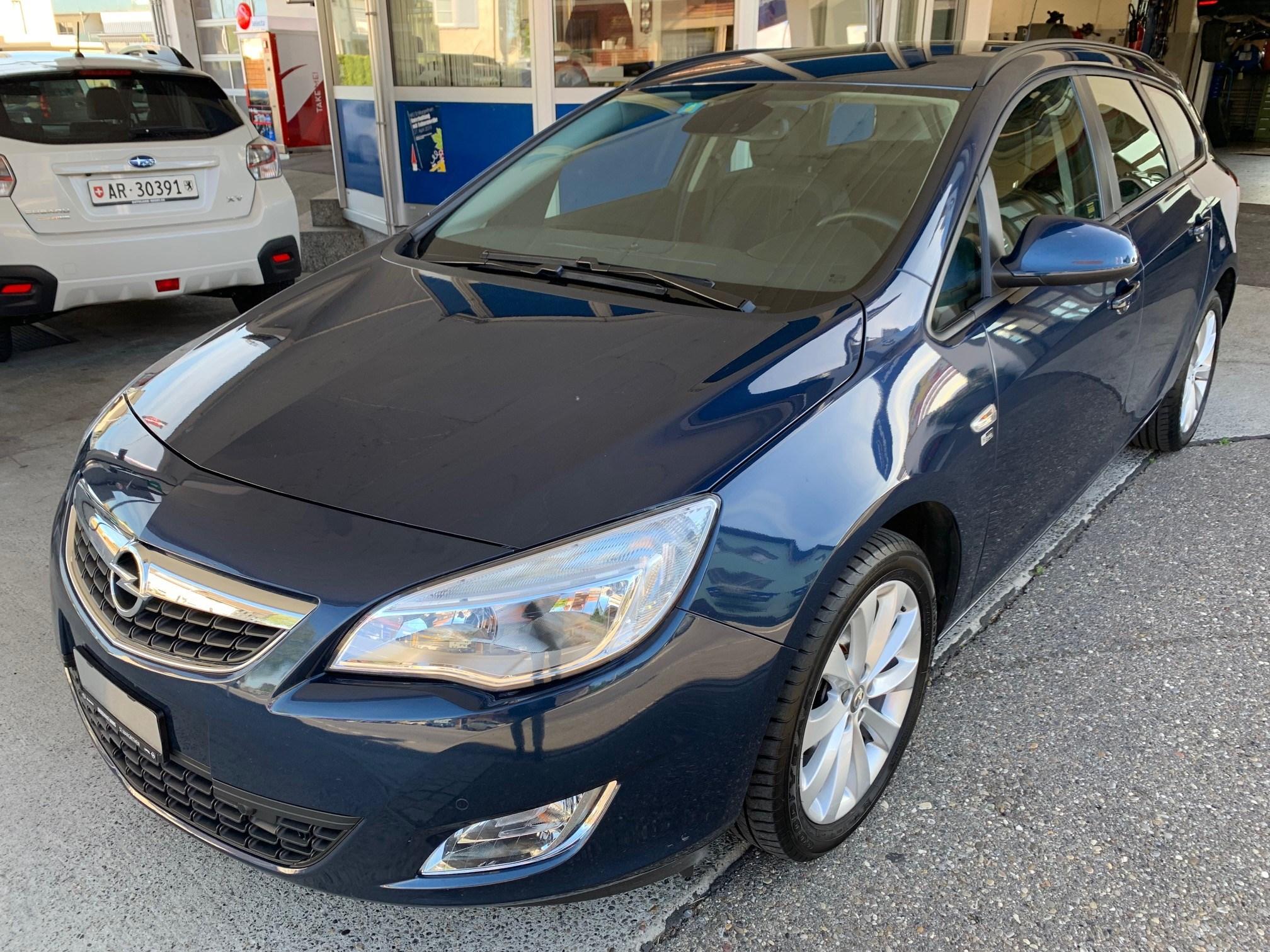 estate Opel Astra ST 1.4i 16V Turbo Anniversary Ed.