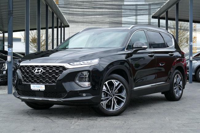 suv Hyundai Santa Fe 2.2 CRDI Luxury 4WD Automatic