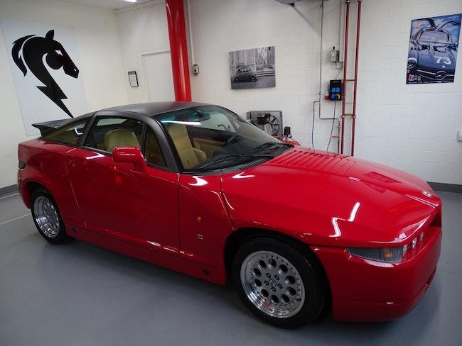 Alfa Romeo S.Z. Zagato 5'000 km 129'900 CHF - acheter sur carforyou.ch - 1