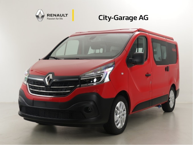 Renault Trafic Spacenomad 2.0 dCi 50 km CHF56'328 - buy on carforyou.ch - 1