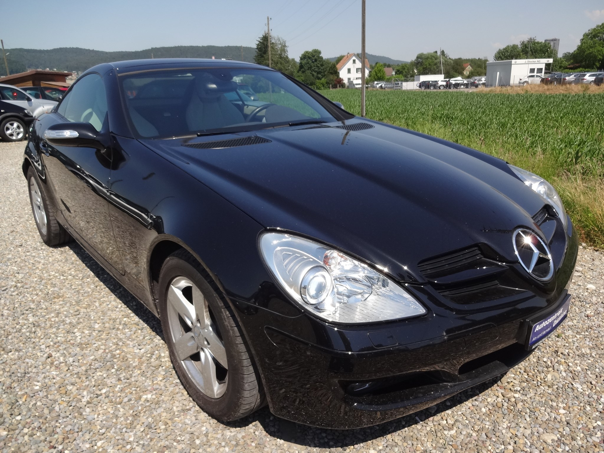 cabriolet Mercedes-Benz SLK 280