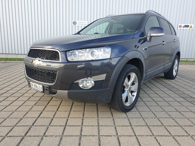 suv Chevrolet Captiva 2.2 VCDi Louis Edition 4WD Automatic