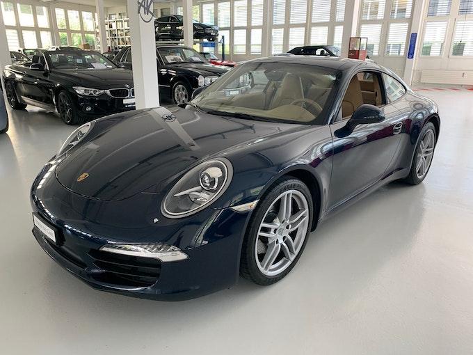 Porsche 911 Carrera Manual (991) 30'911 km 79'911 CHF - acquistare su carforyou.ch - 1