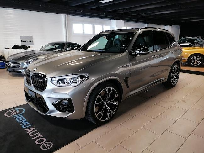 suv BMW X3 M Competition CH-Fahrzeug