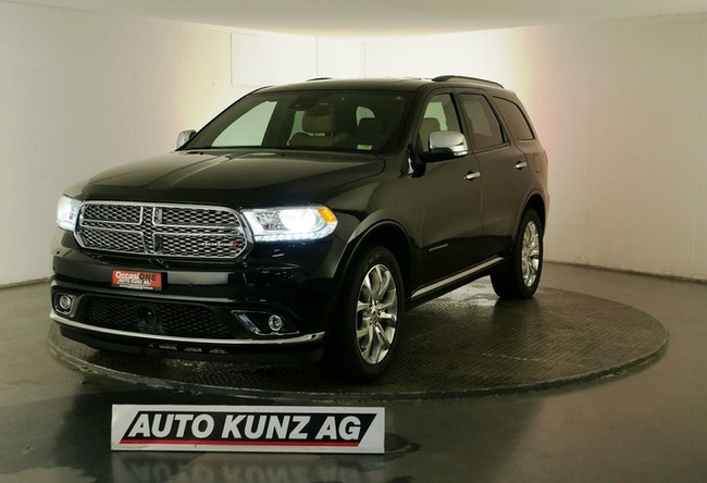 suv Dodge USA Durango BlackEdition Assist-Pack 5.7L V8 HEMI 7 Pl