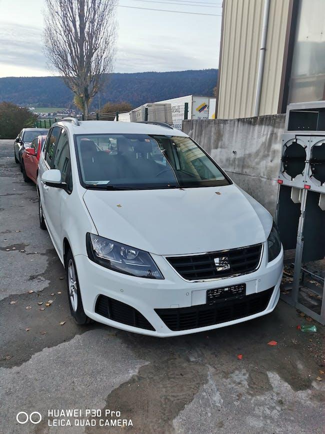 SEAT Alhambra 2.0 TDI FR Line DSG 240'000 km CHF8'900 - buy on carforyou.ch - 1