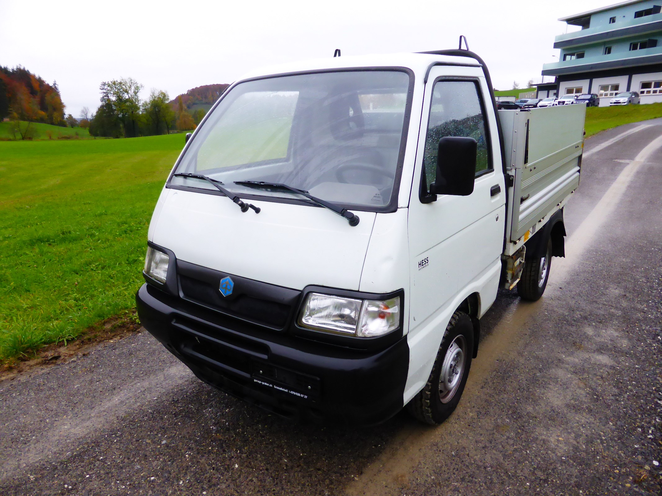 pickup Piaggio Porter 1.3-16