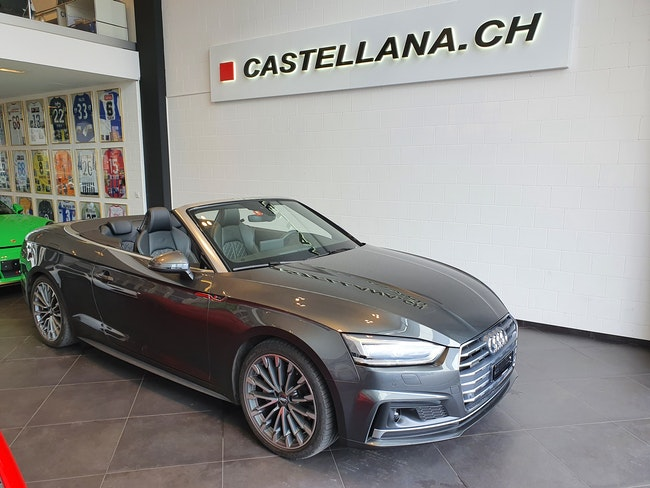 cabriolet Audi A5 Cabriolet 2.0 TFSI Sport quattro S-tronic