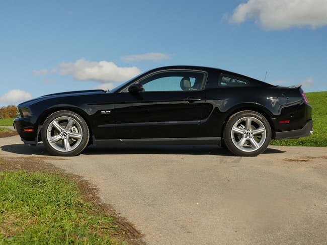 coupe Ford Mustang GT 5.0 V8 Premium 6-Speed