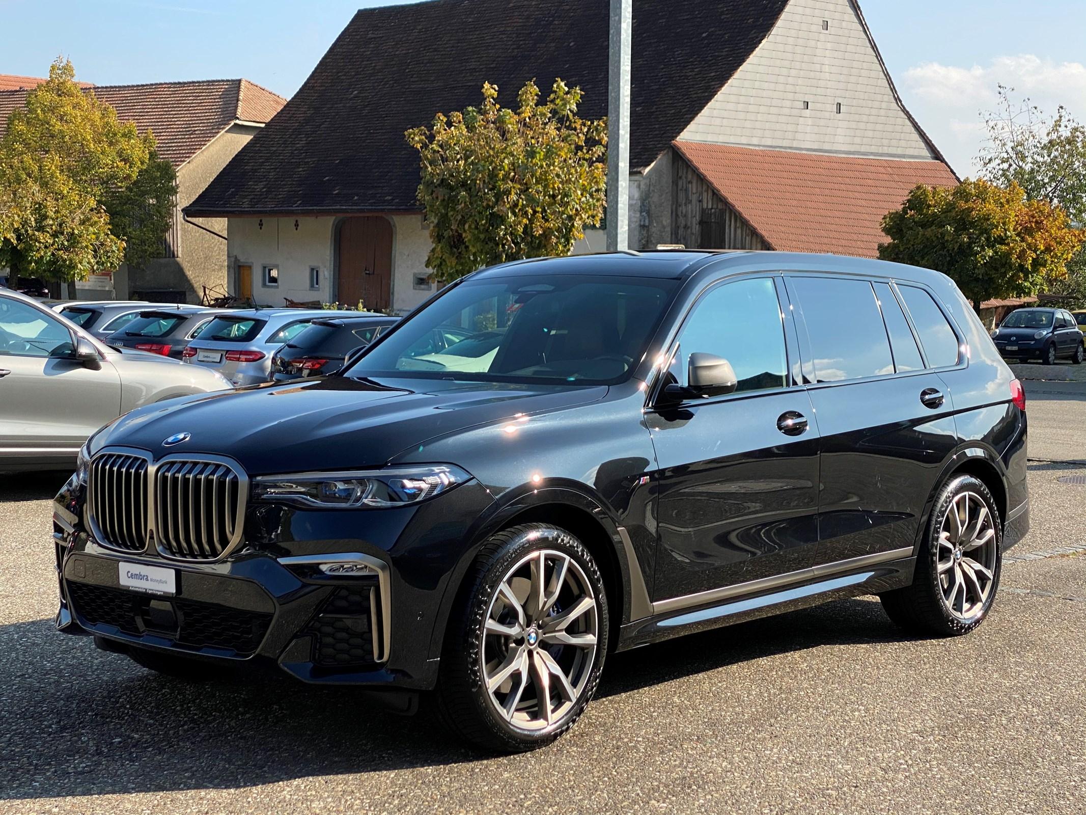 suv BMW X7 xDrive M50d Steptronic