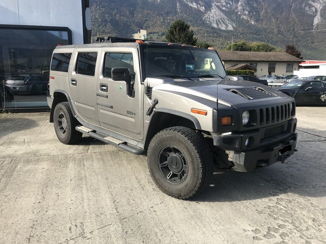 suv Hummer H2 6.2 V8 Luxury