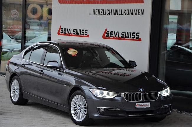 saloon BMW 3er 320d Luxury Line Steptronic