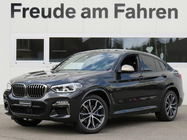 suv BMW X4 xDrive M40d