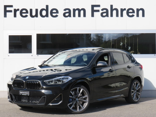 suv BMW X2 M35i FACELIFT