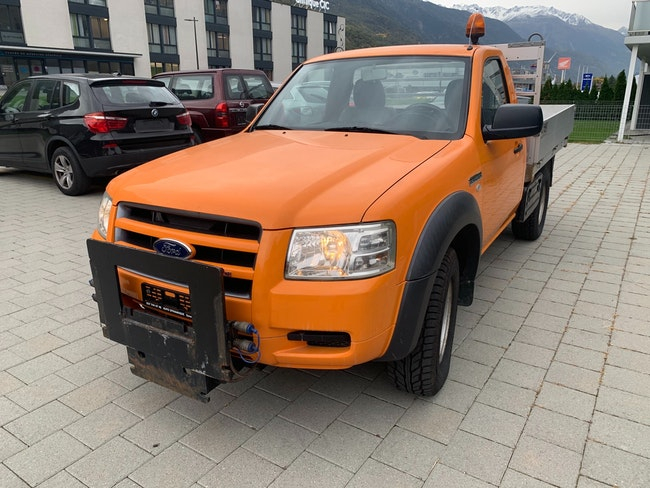 suv Ford Ranger XL 2.5 TDCi 4x4