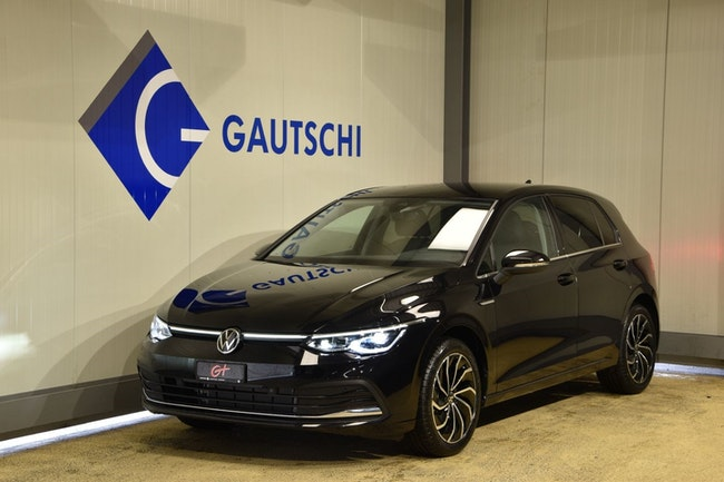 saloon VW Golf 1.5 eTSI mHEV ACT Style DSG