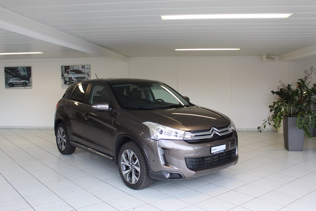 suv Citroën C4 Aircross 1.8 HDi Exclusive 4WD