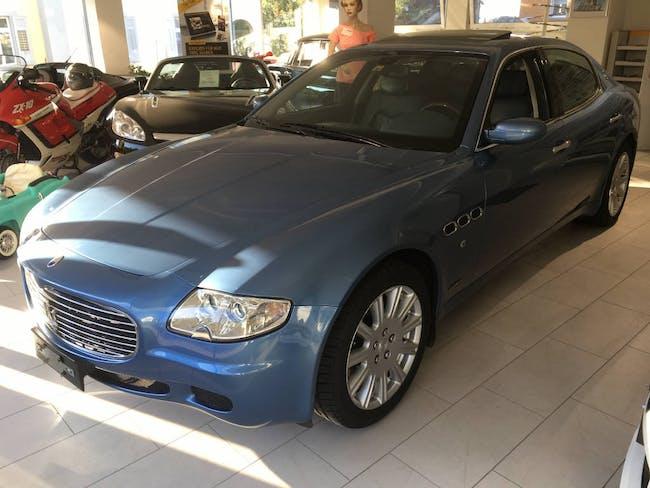 Maserati Quattroporte 4.2 V8 115'000 km CHF23'900 - kaufen auf carforyou.ch - 1