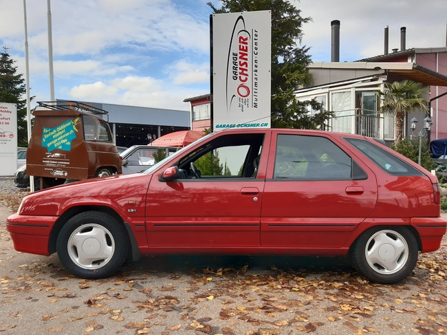 Citroën ZX 1.9 Volcane 74'700 km CHF7'900 - buy on carforyou.ch - 1